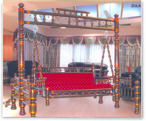 Sankheda Designer Swings